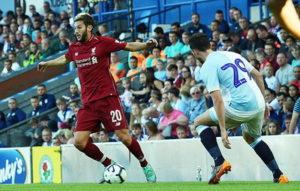 Blackburn vs Liverpool highlights