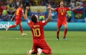 Brazil vs Belgium highlights