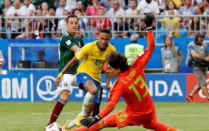 Brazil vs Mexico highlights