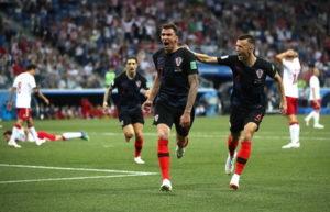Croatia vs Denmark highlights
