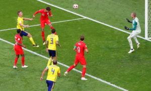 Sweden vs England highlights
