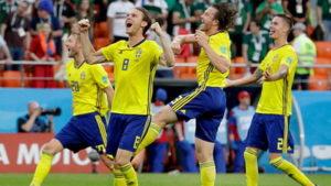 Sweden vs Switzerland highlights