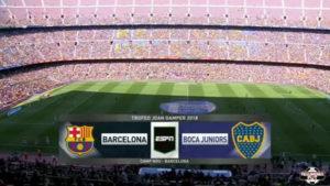 Barcelona vs Boca Juniors Highlights