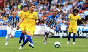 Huddersfield vs Chelsea Highlights