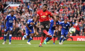 Manchester United vs Leicester City Highlights