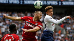Tottenham vs Fulham Highlights