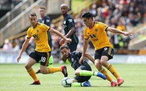 Wolverhampton vs Manchester City