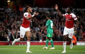 Arsenal vs Vorskla Highlights