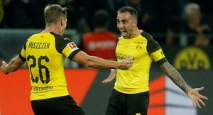 Borussia Dortmund vs Eintracht Frankfurt Highlights