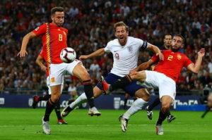 England vs Spain Highlights