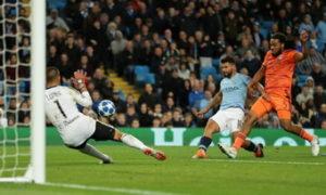 Manchester City vs Lyon Highlights