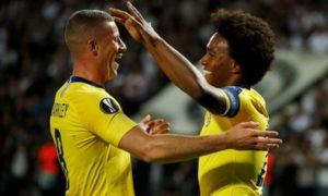 PAOK vs Chelsea Highlights