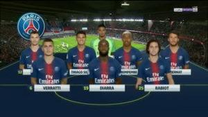 PSG vs Saint-Etienne Highlights