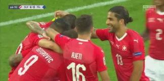 Switzerland vs Iceland Highlights