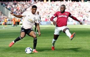 West Ham vs Manchester United Highlights