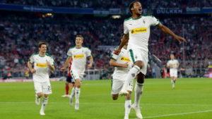 Bayern Munich vs Borussia M'gladbach
