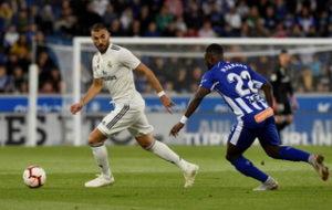 Deportivo Alaves vs Real Madrid Highlights