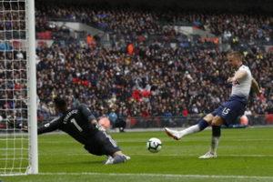 Tottenham vs Cardiff City Highlights
