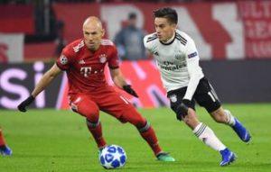 Bayern Munich vs Benfica