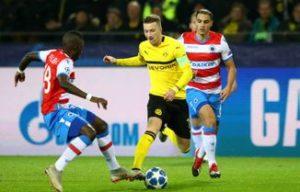 Borussia Dortmund vs Club Brugge