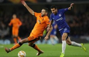 Chelsea vs PAOK