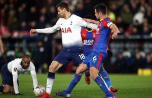Crystal Palace vs Tottenham
