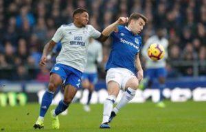 Everton vs Cardiff City