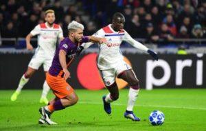 Lyon vs Manchester City