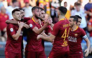 Roma vs Sampdoria