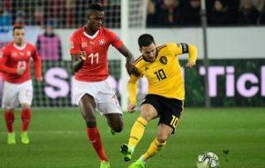 Switzerland vs Belgium