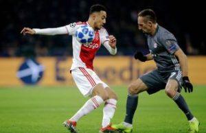Ajax vs Bayern Munich