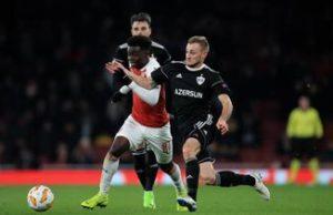 Arsenal vs Qarabag