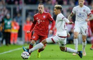Bayern Munich vs Nurnberg