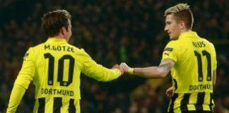 Borussia Dortmund vs Borussia M'gladbach