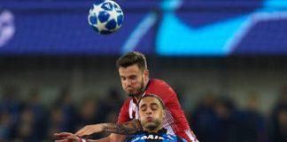 Club Brugge vs Atletico Madrid