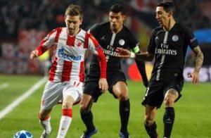 Crvena Zvezda vs PSG