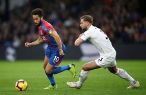 Crystal Palace vs Burnley