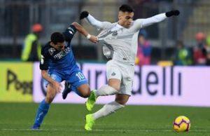 Empoli vs Inter