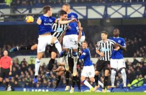 Everton vs Newcastle