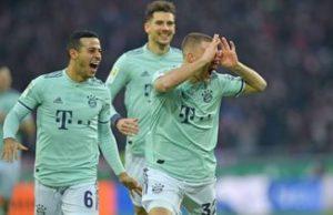 Hannover vs Bayern Munich