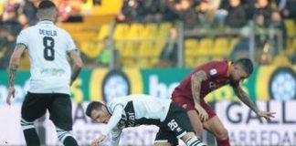 Parma vs Roma