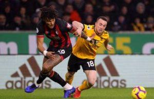 Wolverhampton vs Bournemouth