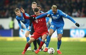 Hoffenheim vs Bayern Munich