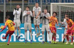 Inter vs Benevento