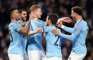 Manchester City vs Burton Albion