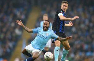 Manchester City vs Rotherham