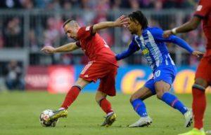 Bayern Munich vs Hertha