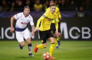Borussia Dortmund vs Tottenham