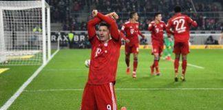 Borussia M'gladbach vs Bayern Munich
