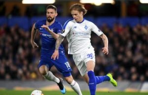 Chelsea vs Dynamo Kyiv